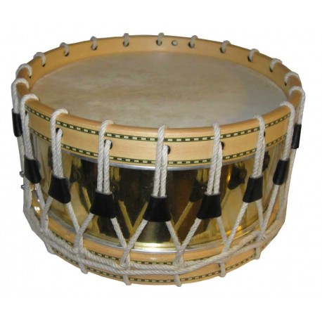 tambor antiguo aro madera