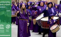 Declaración Unesco Ruta del tambor Patrimonio Inmaterial de la HUmanidad