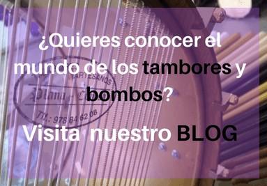 Blog Tambores Plana Conesa Calanda