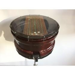 Tambor Completo Fibra de Carbono